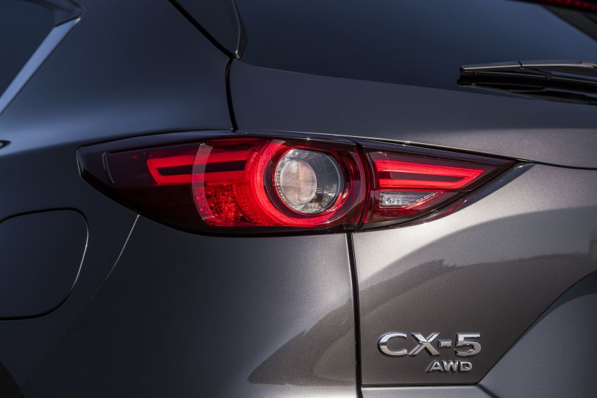 2020 Mazda CX-5 in Europe – new Polymetal Grey, cylinder deactivation, improved refinement and safety Image #1137493