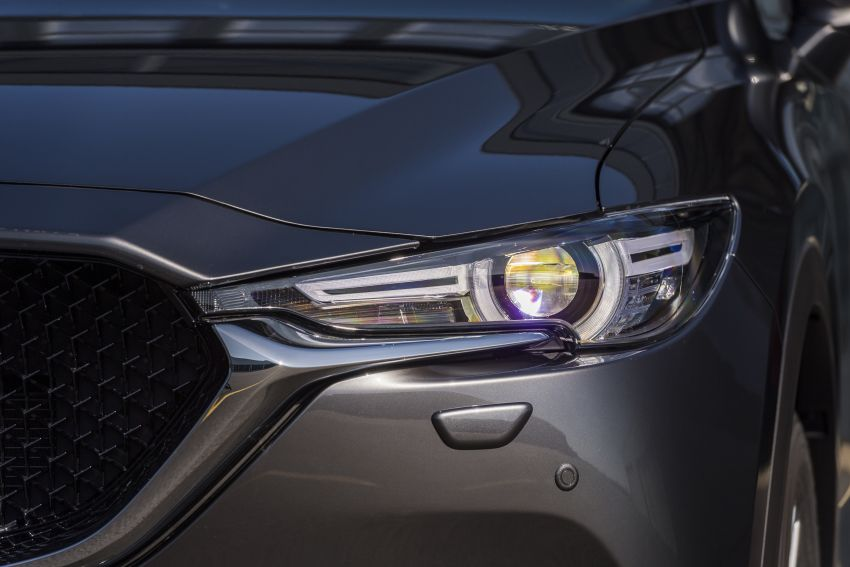 2020 Mazda CX-5 in Europe – new Polymetal Grey, cylinder deactivation, improved refinement and safety Image #1137500