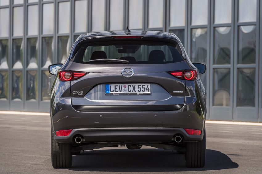 2020 Mazda CX-5 in Europe – new Polymetal Grey, cylinder deactivation, improved refinement and safety Image #1137514