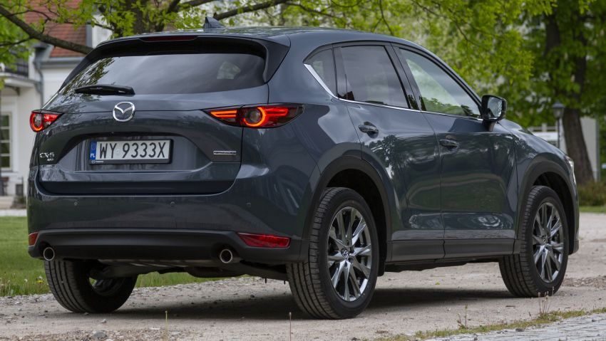 2020 Mazda CX-5 in Europe – new Polymetal Grey, cylinder deactivation, improved refinement and safety Image #1137643