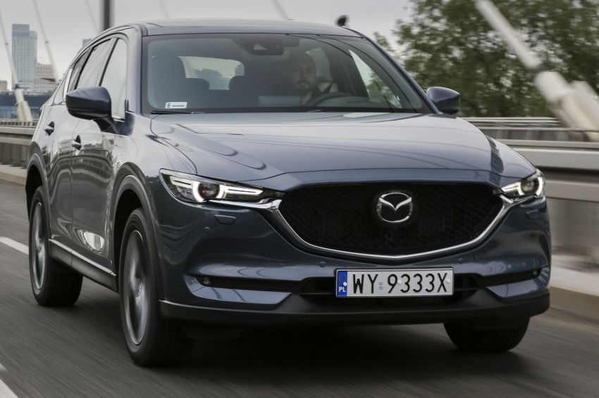 2020 Mazda CX-5 in Europe – new Polymetal Grey, cylinder deactivation, improved refinement and safety Image #1137609