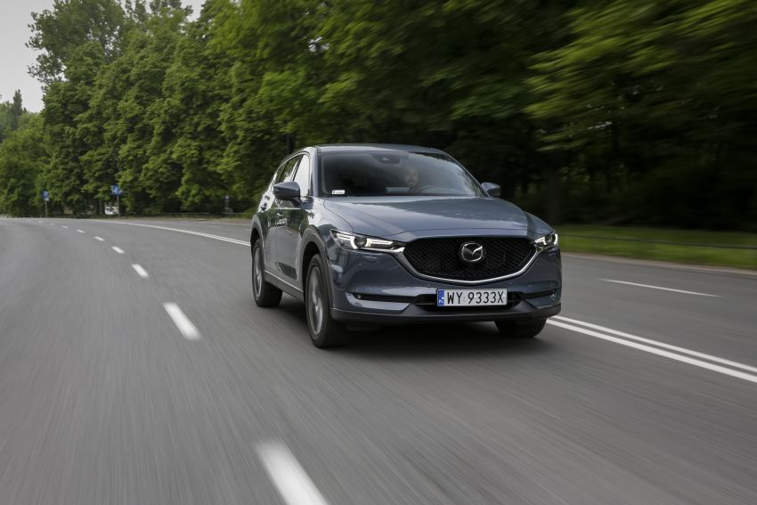 2020 Mazda CX-5 in Europe – new Polymetal Grey, cylinder deactivation, improved refinement and safety Image #1137611