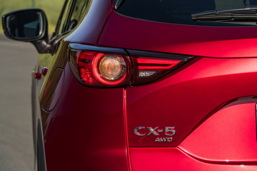 2020 Mazda CX-5 in Europe – new Polymetal Grey, cylinder deactivation, improved refinement and safety Image #1137430