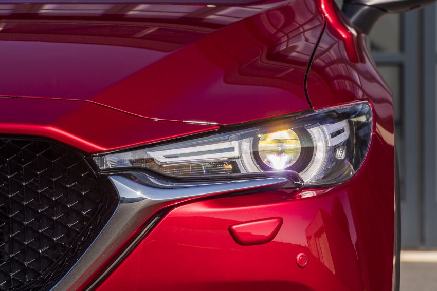 2020 Mazda CX-5 in Europe – new Polymetal Grey, cylinder deactivation, improved refinement and safety Image #1137435