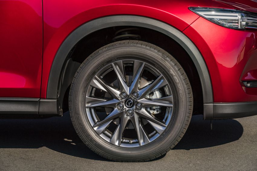 2020 Mazda CX-5 in Europe – new Polymetal Grey, cylinder deactivation, improved refinement and safety Image #1137439