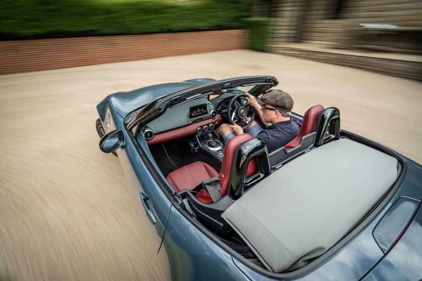 2020 Mazda MX-5 R Sport debuts in the UK – RM146k Image #1133536