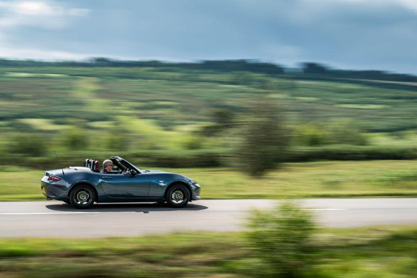2020 Mazda MX-5 R Sport debuts in the UK – RM146k Image #1133550