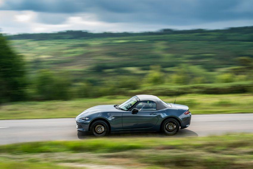 2020 Mazda MX-5 R Sport debuts in the UK – RM146k Image #1133556