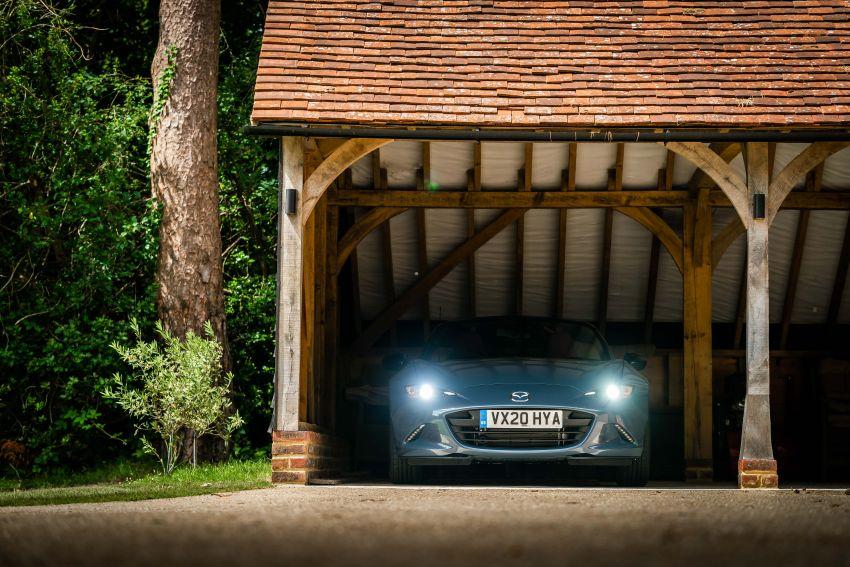 2020 Mazda MX-5 R Sport debuts in the UK – RM146k Image #1133559