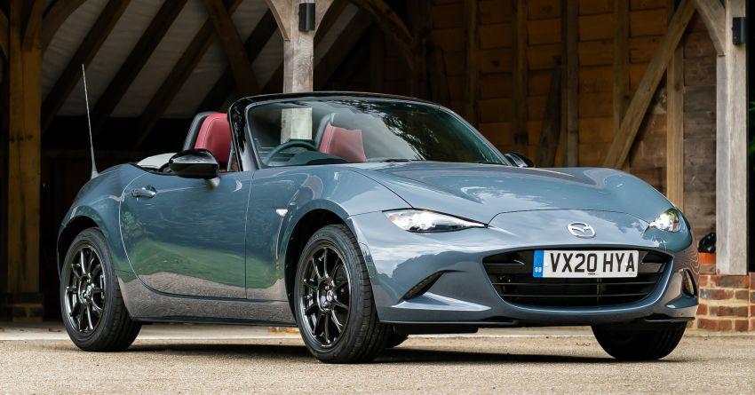 2020 Mazda MX-5 R Sport debuts in the UK – RM146k Image #1133565