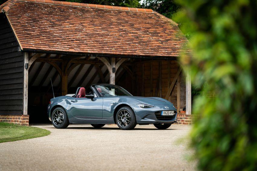 2020 Mazda MX-5 R Sport debuts in the UK – RM146k Image #1133567