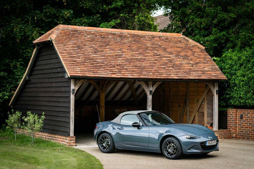 2020 Mazda MX-5 R Sport debuts in the UK – RM146k Image #1133568