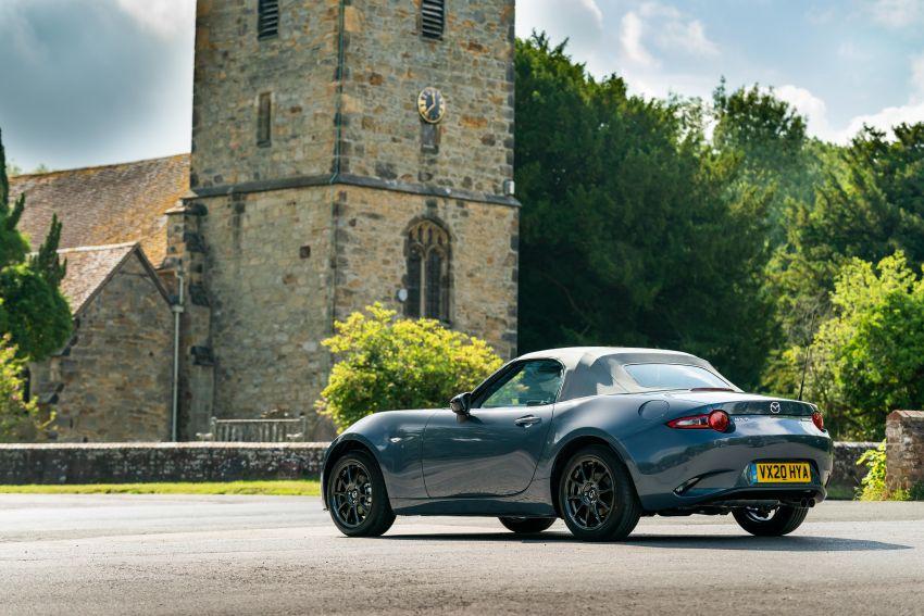 2020 Mazda MX-5 R Sport debuts in the UK – RM146k Image #1133540