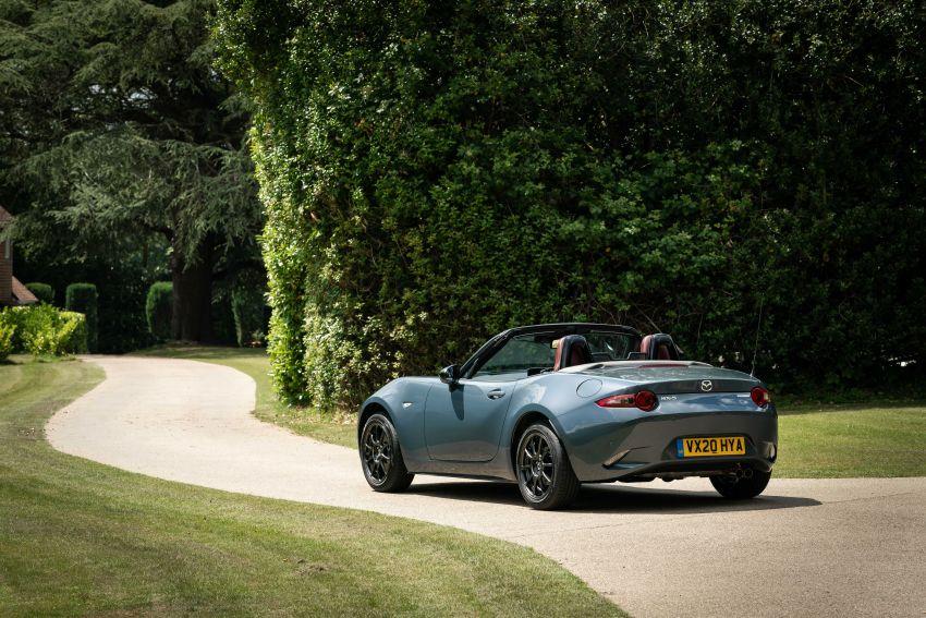 2020 Mazda MX-5 R Sport debuts in the UK – RM146k Image #1133590