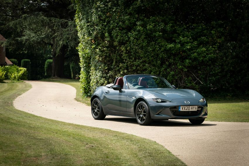 2020 Mazda MX-5 R Sport debuts in the UK – RM146k Image #1133591