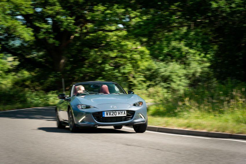 2020 Mazda MX-5 R Sport debuts in the UK – RM146k Image #1133596