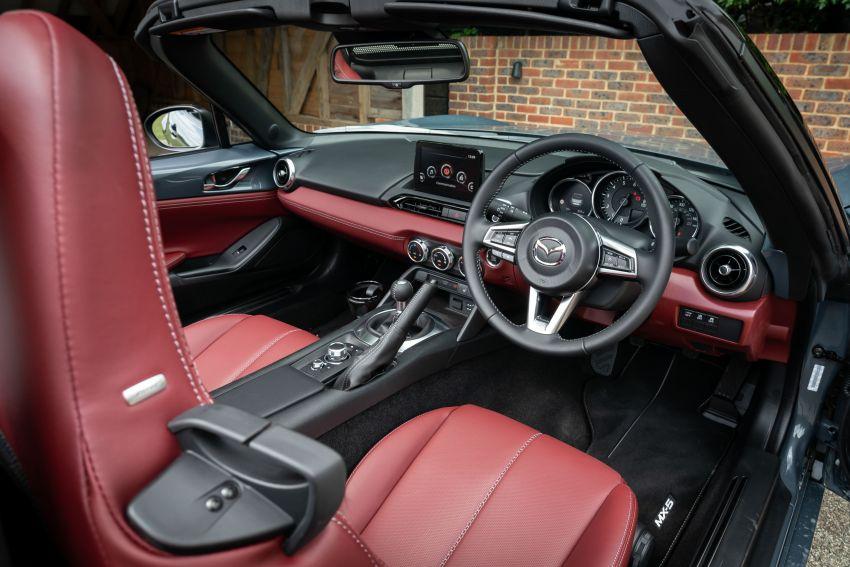 2020 Mazda MX-5 R Sport debuts in the UK – RM146k Image #1133608
