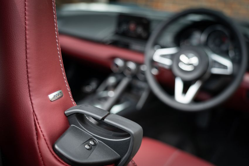 2020 Mazda MX-5 R Sport debuts in the UK – RM146k Image #1133609