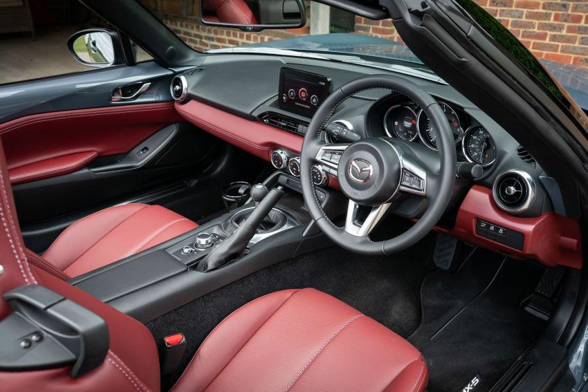 2020 Mazda MX-5 R Sport debuts in the UK – RM146k Image #1133607
