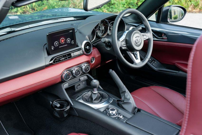 2020 Mazda MX-5 R Sport debuts in the UK – RM146k Image #1133543