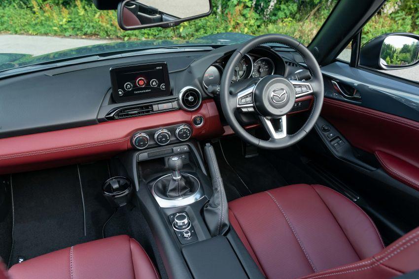 2020 Mazda MX-5 R Sport debuts in the UK – RM146k Image #1133544
