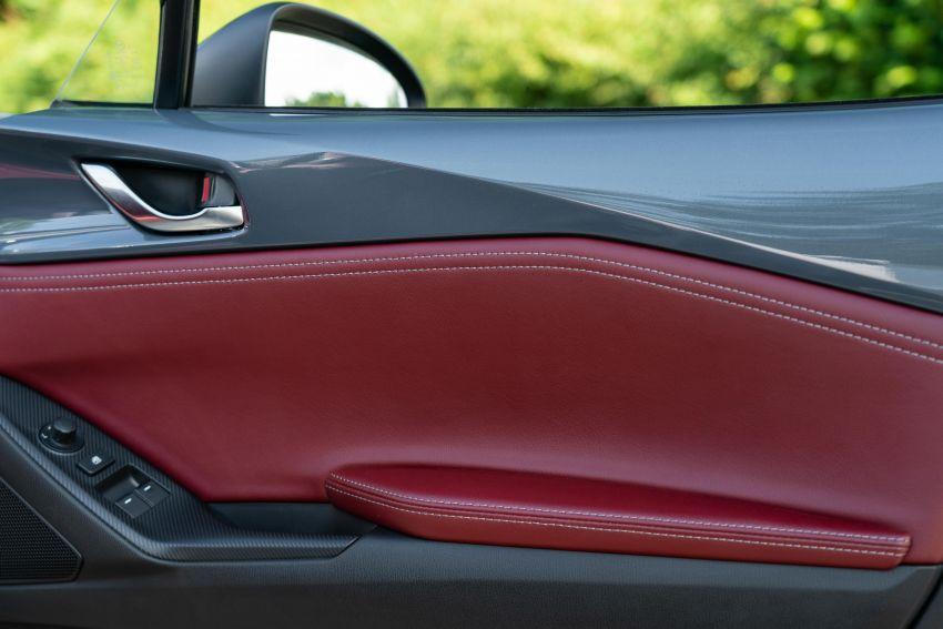 2020 Mazda MX-5 R Sport debuts in the UK – RM146k Image #1133547