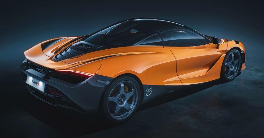 McLaren 720S Le Mans edition debuts – 50 units only! Image #1132137