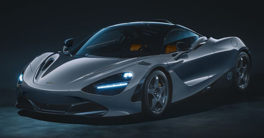 McLaren 720S Le Mans edition debuts – 50 units only! Image #1132127