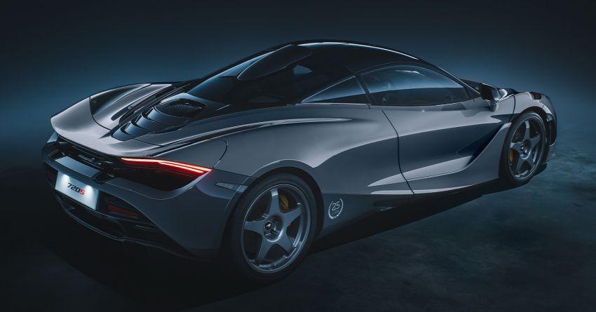 McLaren 720S Le Mans edition debuts – 50 units only! Image #1132129