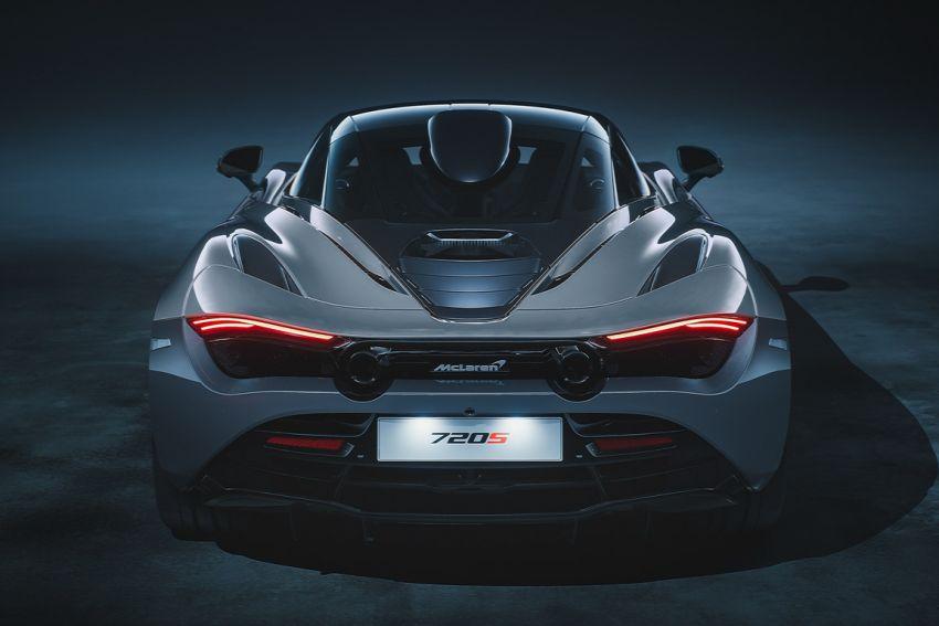 McLaren 720S Le Mans edition debuts – 50 units only! Image #1132130