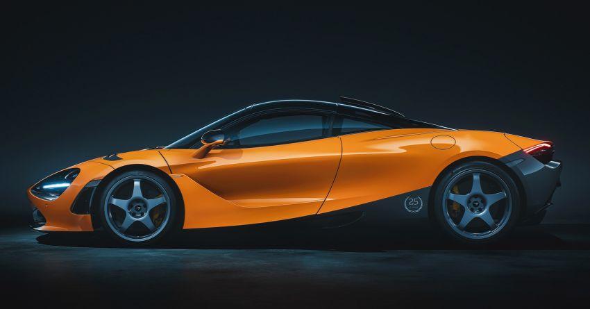 McLaren 720S Le Mans edition debuts – 50 units only! Image #1132135