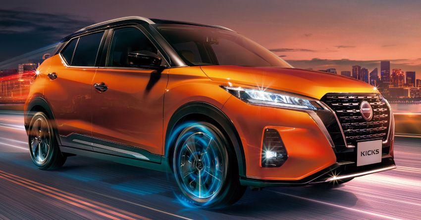 Nissan Kicks 2020 dilancar di Jepun – dari RM110k Image #1136676