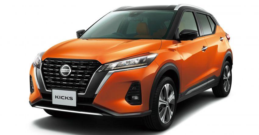 Nissan Kicks 2020 dilancar di Jepun – dari RM110k Image #1136677