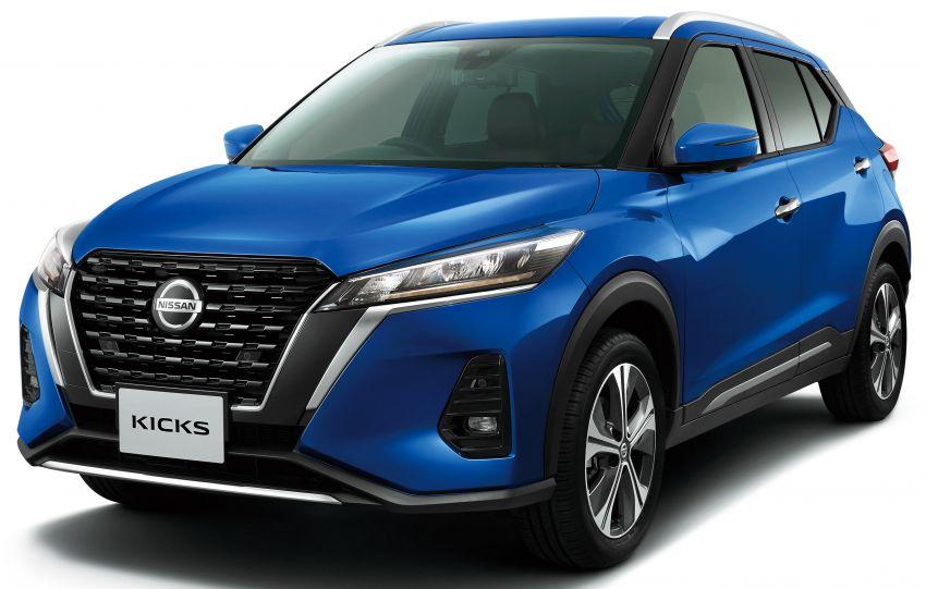 Nissan Kicks 2020 dilancar di Jepun – dari RM110k Image #1136678