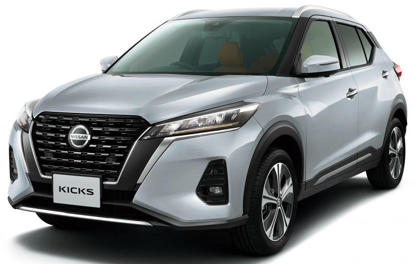 Nissan Kicks 2020 dilancar di Jepun – dari RM110k Image #1136681