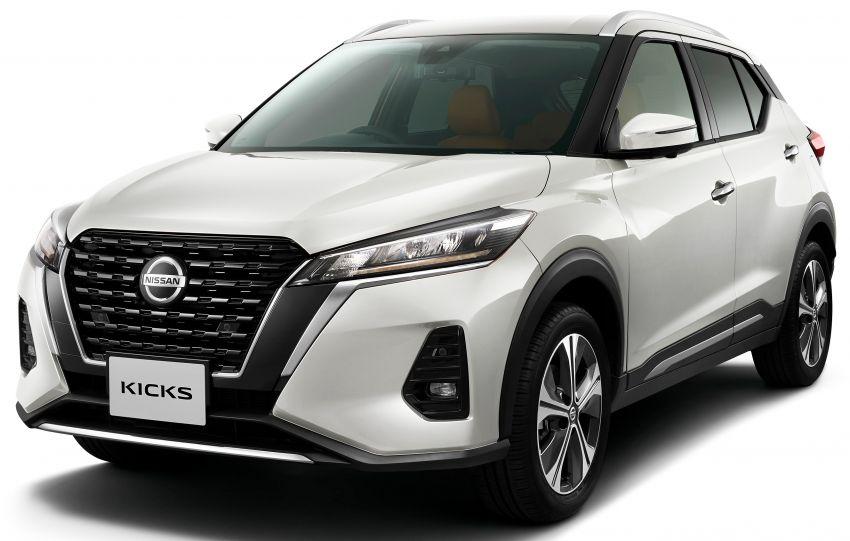 Nissan Kicks 2020 dilancar di Jepun – dari RM110k Image #1136682