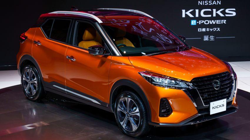 Nissan Kicks 2020 dilancar di Jepun – dari RM110k Image #1136683