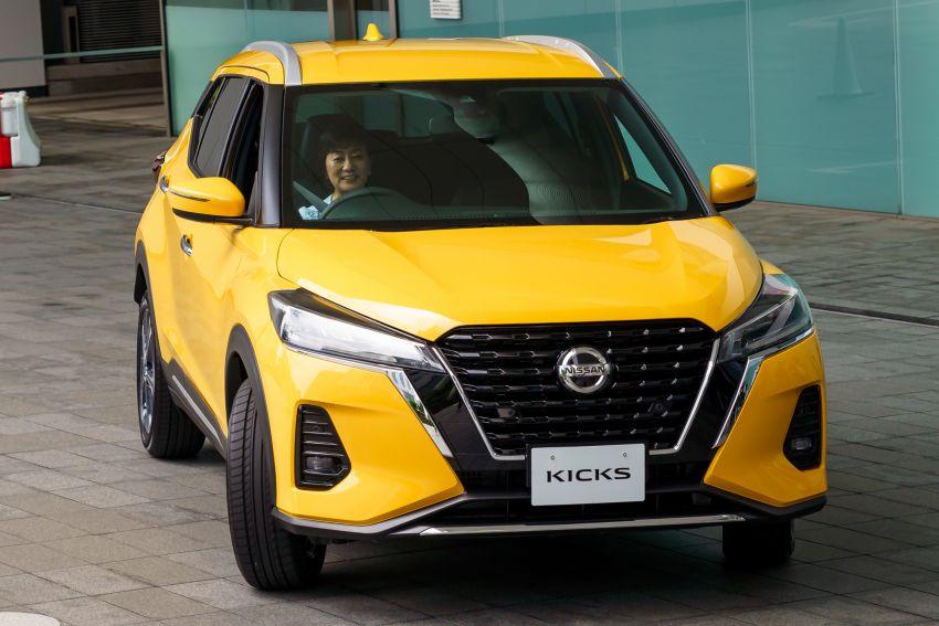 Nissan Kicks 2020 dilancar di Jepun – dari RM110k Image #1136685