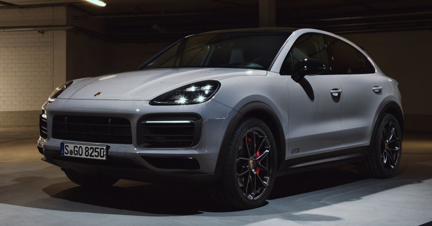 Porsche Cayenne GTS, Cayenne GTS Coupe revealed – 4.0L twin-turbo V8 with 460 PS and 620 Nm; 270 km/h Image #1129735