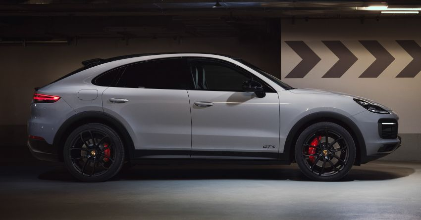 Porsche Cayenne GTS, Cayenne GTS Coupe revealed – 4.0L twin-turbo V8 with 460 PS and 620 Nm; 270 km/h Image #1129737