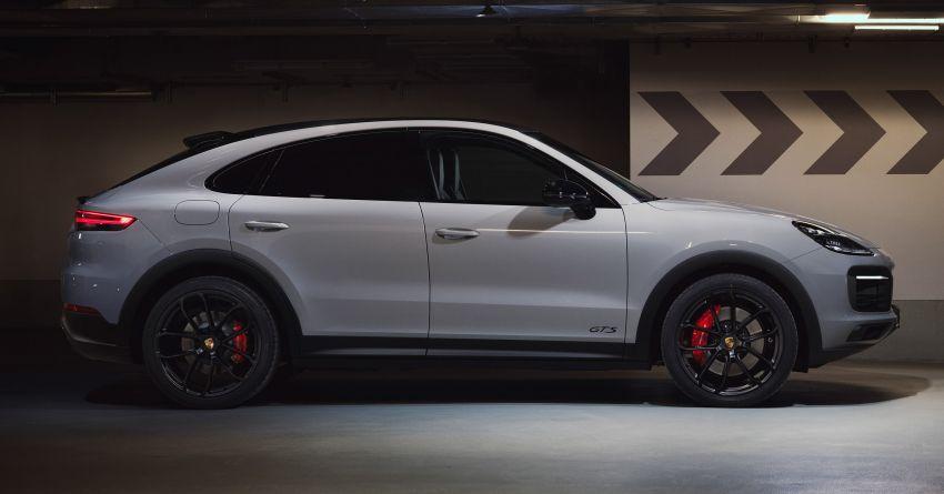 Porsche Cayenne GTS dan Cayenne GTS Coupe didedahkan –  4.0L V8 bi-turbo, 460 PS/620 Nm Image #1129882