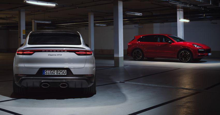 Porsche Cayenne GTS dan Cayenne GTS Coupe didedahkan –  4.0L V8 bi-turbo, 460 PS/620 Nm Image #1129881