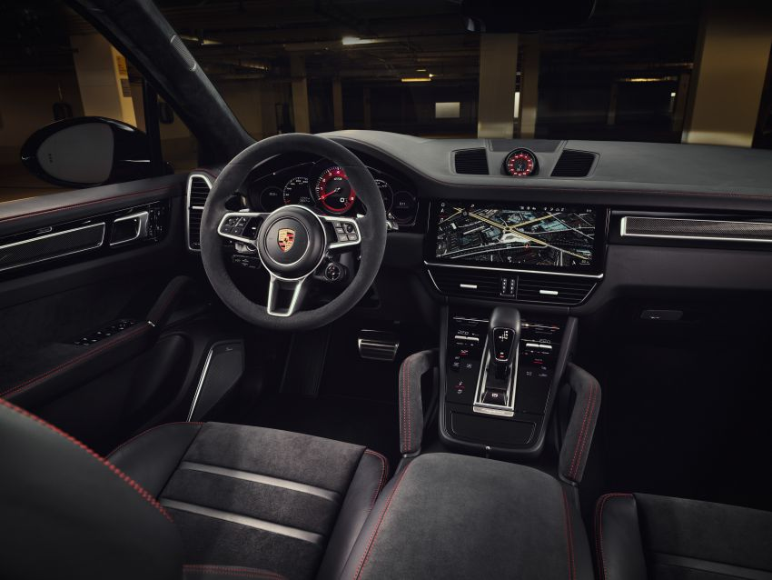 Porsche Cayenne GTS, Cayenne GTS Coupe revealed – 4.0L twin-turbo V8 with 460 PS and 620 Nm; 270 km/h Image #1129740