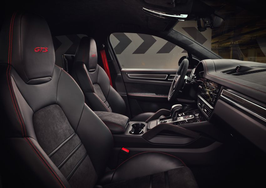 Porsche Cayenne GTS, Cayenne GTS Coupe revealed – 4.0L twin-turbo V8 with 460 PS and 620 Nm; 270 km/h Image #1129741