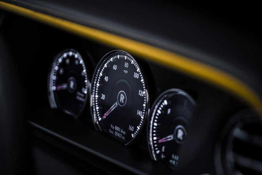Rolls-Royce Black Badge tiba di M'sia – pakej tingkat taraf lebih sporty untuk Ghost, Wraith, Dawn, Cullinan Image #1138636