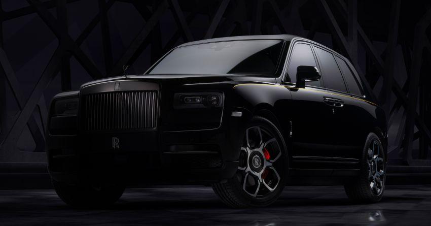 Rolls-Royce Black Badge tiba di M'sia – pakej tingkat taraf lebih sporty untuk Ghost, Wraith, Dawn, Cullinan Image #1138642