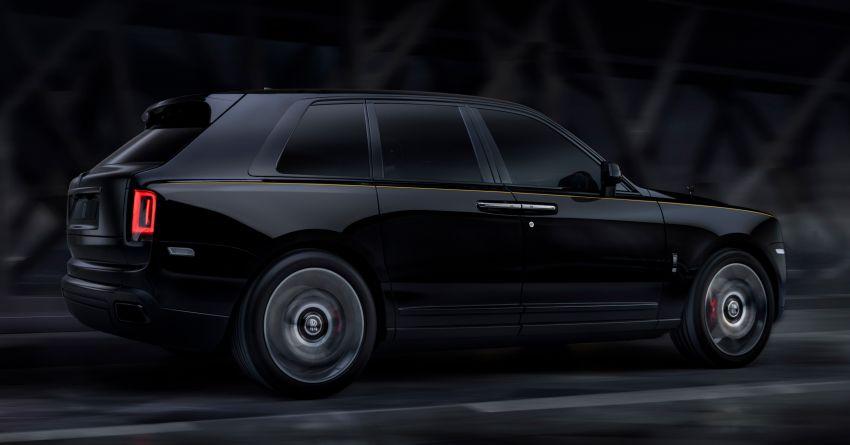 Rolls-Royce Black Badge tiba di M'sia – pakej tingkat taraf lebih sporty untuk Ghost, Wraith, Dawn, Cullinan Image #1138627