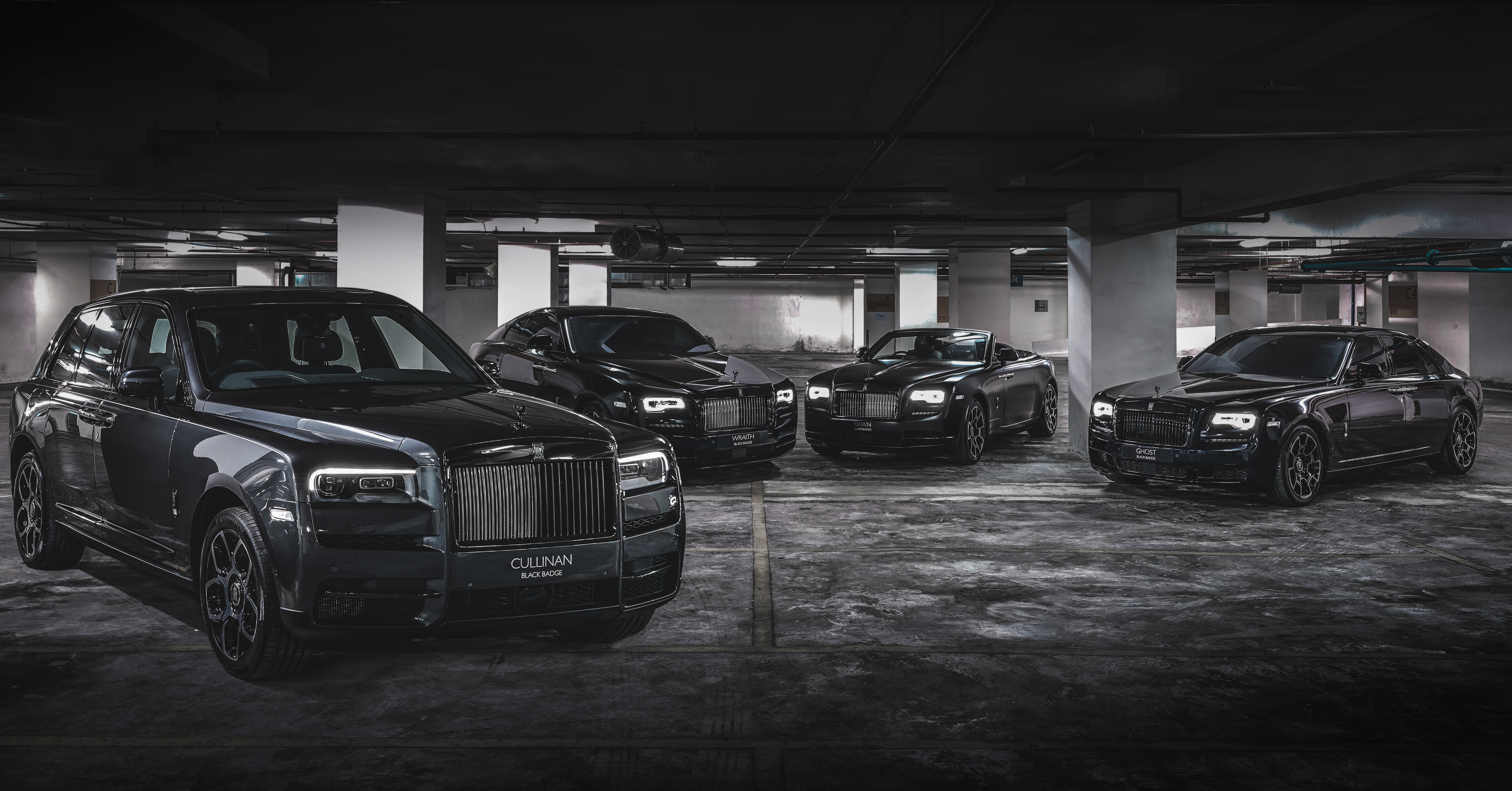 Rolls Royce Black Badge Family Launched In Malaysia Ghost Wraith Dawn Cullinan On Sale Fr Rm1 4 Mil Paultan Org
