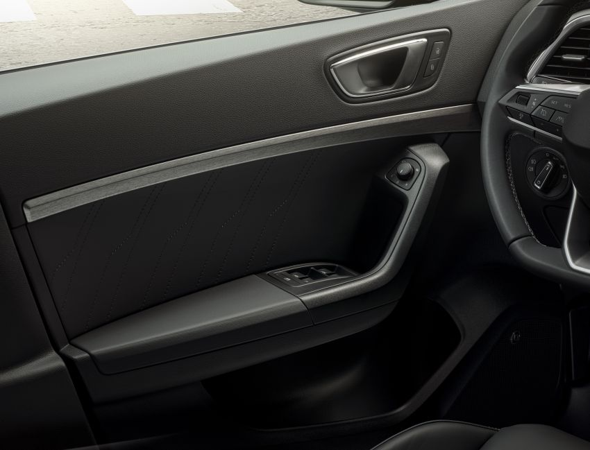 2020 Seat Ateca facelift gets latest tech, powertrains Image #1130926