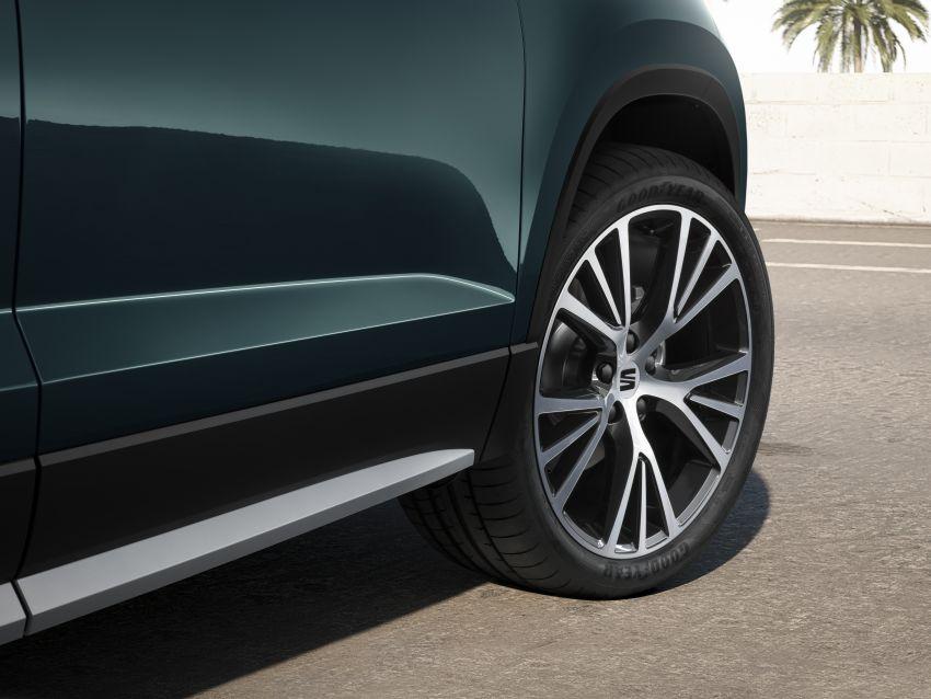 2020 Seat Ateca facelift gets latest tech, powertrains Image #1130920